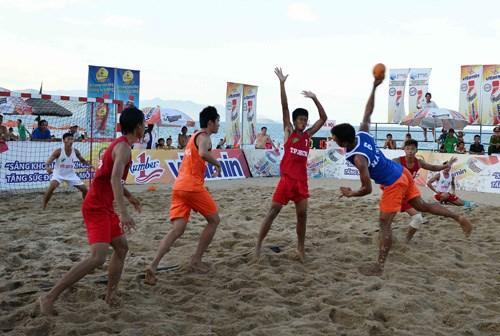 Vietnam participara en campeonato asiatico de balonmano hinh anh 1