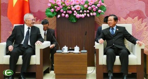 Destacan contribuciones de Grupo parlamentario de Amistad a nexos Vietnam- Tailandia hinh anh 1