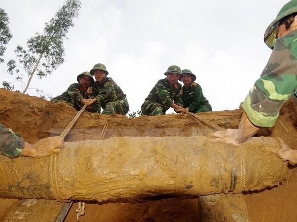 Provincia vietnamita destinara fondo multimillonario a desactivacion de minas hinh anh 1