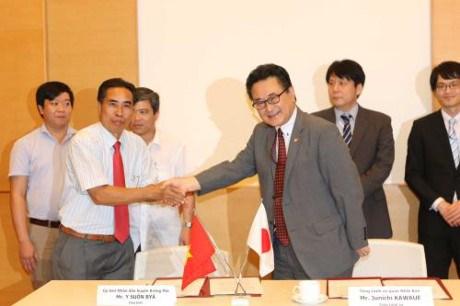 Ofrece Japon asistencias no reembolsables para proyectos comunitarios en Vietnam hinh anh 1