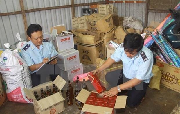 Gobierno de Vietnam determinado a luchar contra fraude comercial hinh anh 1