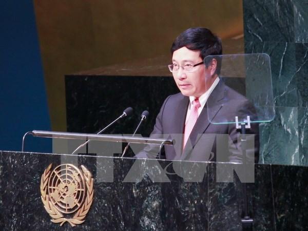 Vicepremier de Vietnam: La integracion genera beneficios practicos hinh anh 1