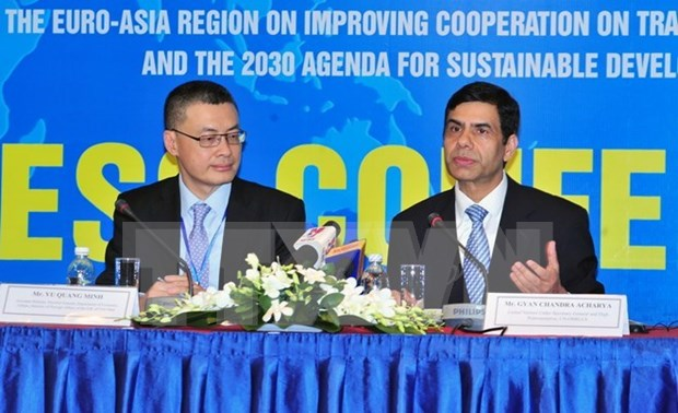 Vietnam activo en reunion de ONU sobre facilitacion de comercio hinh anh 1