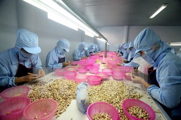 Ministros de ASEAN se comprometen a intensificar integracion comercial hinh anh 1
