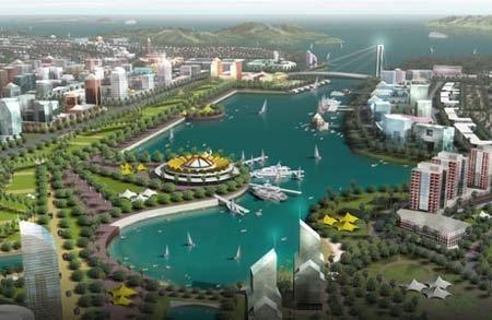 Vietnam impulsa construccion de zona administrativa - economica especial hinh anh 1