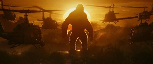 """""""Kong: Skull Island"""" bate record de taquilla en su estreno en Vietnam hinh anh 1"""
