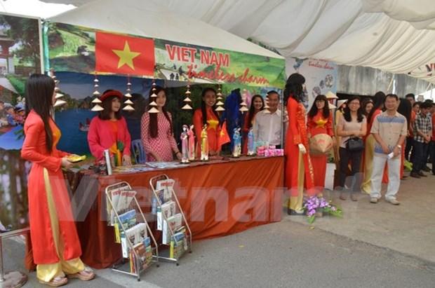 Jovenes de paises de ASEAN y sus socios impulsan intercambios hinh anh 1