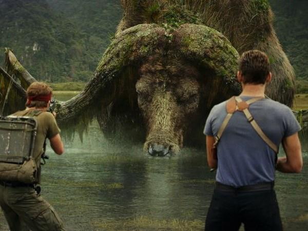 """Realizan proyeccion gratuita de """"Kong: Skull Island"""" en provincias de Vietnam hinh anh 1"""