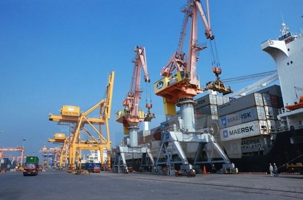 Vietnam mejora capacidad de puerto maritimo de Cai Mep hinh anh 1