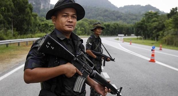 Malasia detiene a siete presuntos miembros del EI hinh anh 1