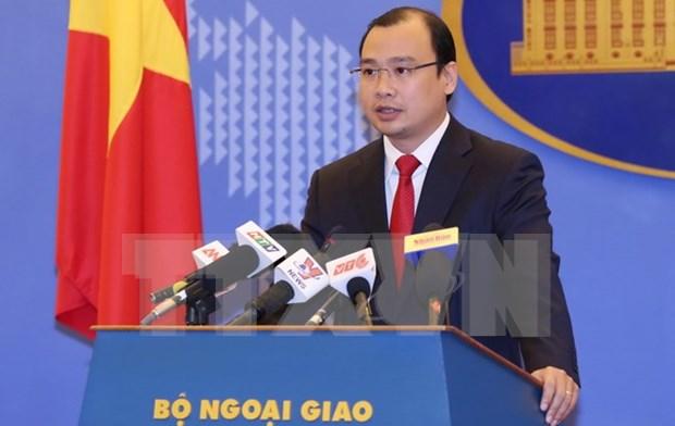 Vietnam exige a China respetar su soberania insular hinh anh 1
