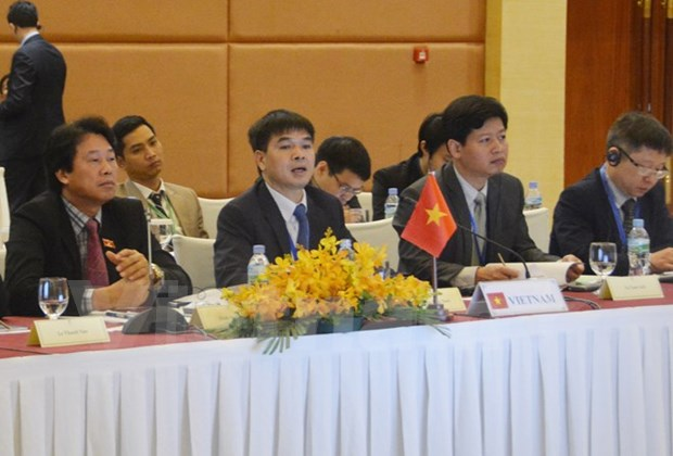 Paises sudesteasiaticos intercambian experiencias de inversiones publicas hinh anh 1
