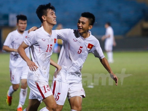 Vietnam permanece en puesto 136 en ranking mundial de FIFA hinh anh 1
