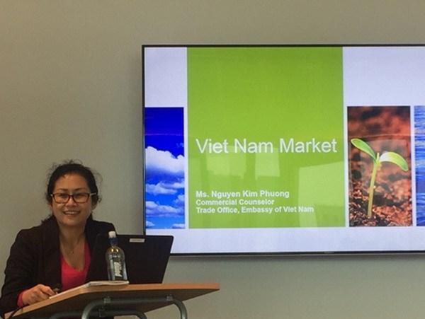 Promueven el mercado vietnamita en Nueva Zelanda hinh anh 1