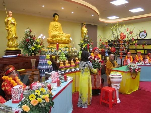 Provincia vietnamita acogera el Dia Cultural del Budismo de India hinh anh 1