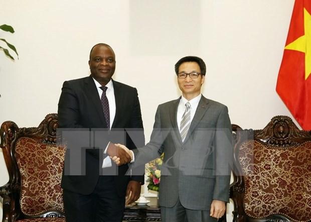 Angola y Vietnam estrechan cooperacion en telecomunicaciones hinh anh 1