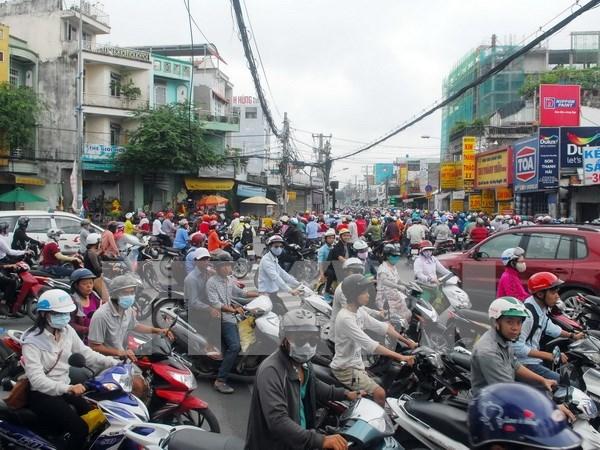 Ciudad Ho Chi Minh publicara indice de contaminacion de aire y agua hinh anh 1