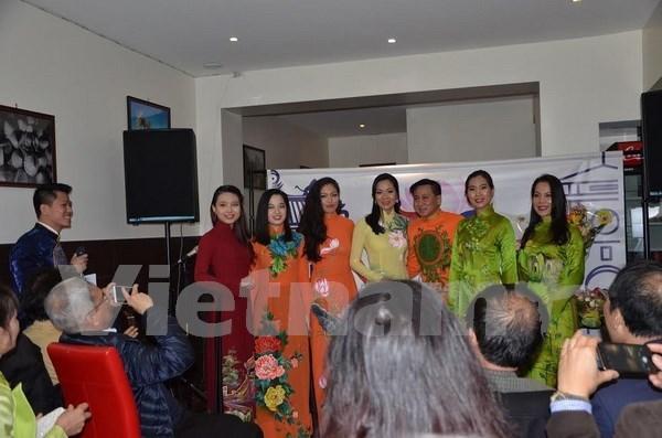 Fundan asociacion de cultura vietnamita en Francia hinh anh 1