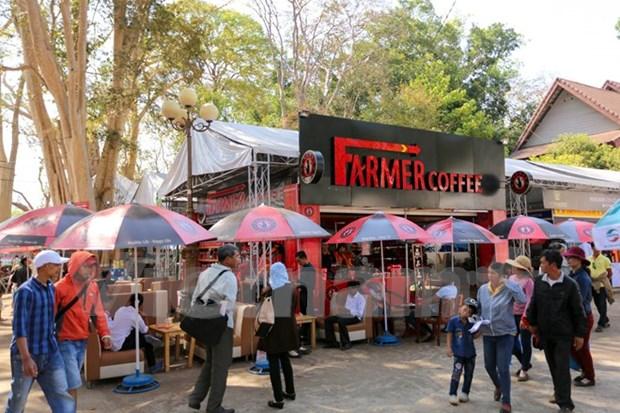 Clausuran Festival del Cafe de Buon Ma Thuot en Vietnam hinh anh 1