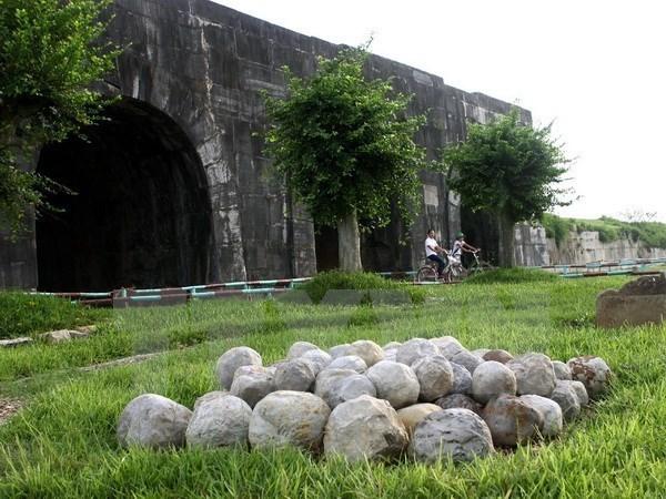 Destacan capacidad de ciudadela de dinastia Ho para impulsar turismo en Thanh Hoa hinh anh 1