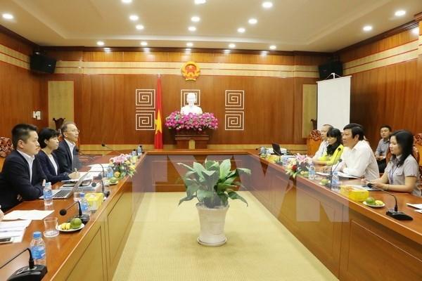 Localidades de Vietnam y Japon buscan mayor cooperacion en agricultura limpia hinh anh 1