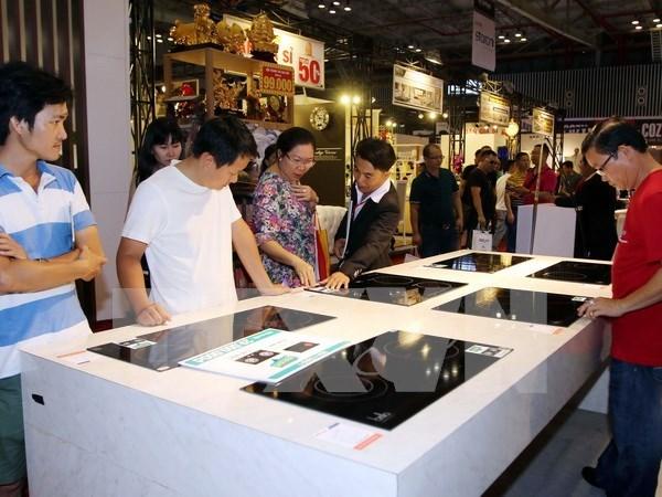 Inauguran Feria Internacional de Construccion en Hanoi hinh anh 1