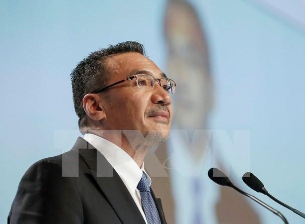 Estrechan Malasia y Australia cooperacion en lucha antiterrorista hinh anh 1