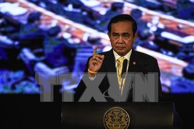 Tailandia aprueba borradores de reforma y estrategia nacional hinh anh 1