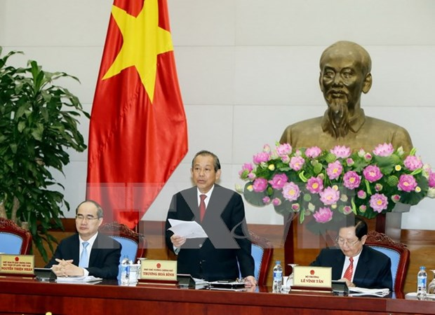 Vietnam busca mejorar satisfaccion ciudadana sobre servicios publicos hinh anh 1