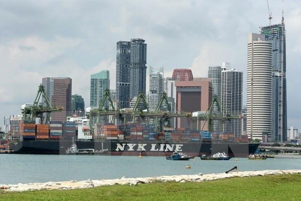 Singapur eleva pronostico de crecimiento economico en 2017 hinh anh 1
