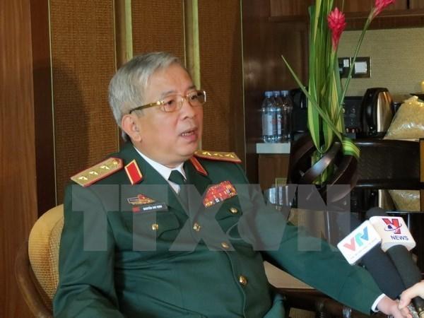 Vietnam participara en el proximo Dialogo de Sangri-La hinh anh 1