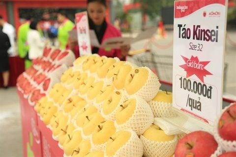 Vietnam registra gran aumento en importaciones de verduras y frutas hinh anh 1