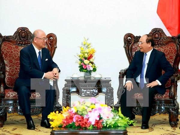 Vietnam llama inversiones de empresas japonesas en industrias de alta tecnologia hinh anh 1