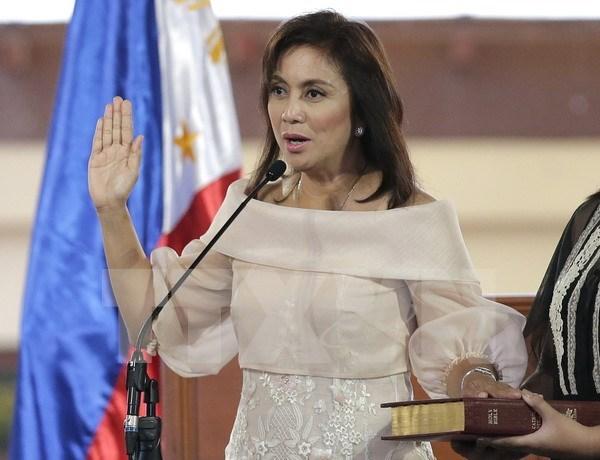 Vicepresidenta filipina advierte sobre impacto de campana antidrogas hinh anh 1