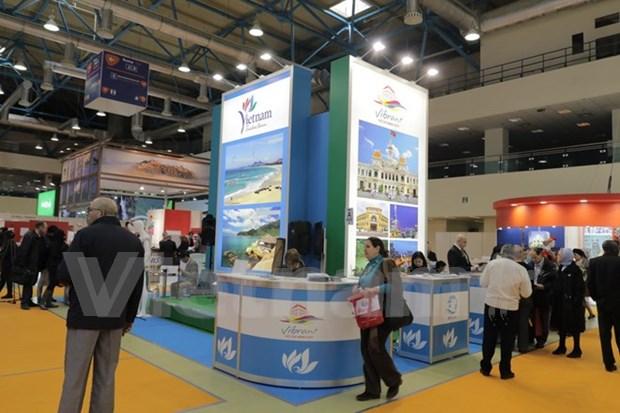 Vietnam promueve turismo en feria en Rusia hinh anh 1