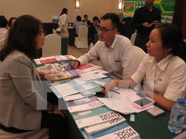 Vietnam y Tailandia buscan impulsar cooperacion en industria electronica hinh anh 1