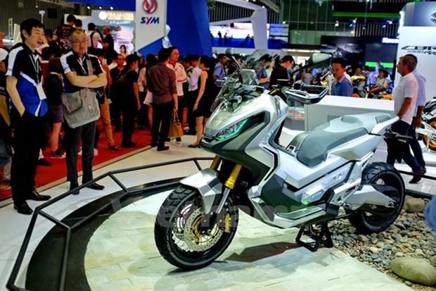 Expo Moto Vietnam abrira sus puertas en mayo hinh anh 1