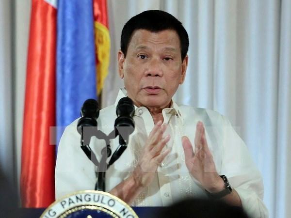 China y Filipinas fortalecen nexos economicos y comerciales hinh anh 1