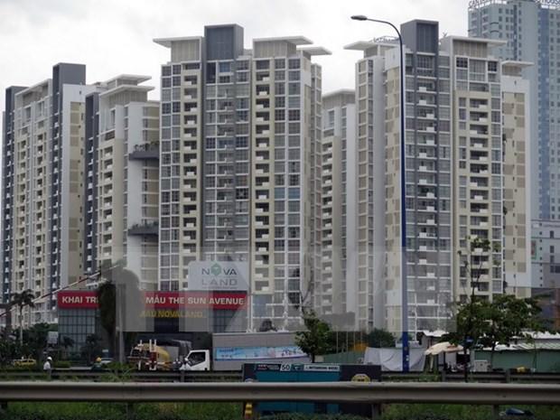 Sector inmobiliario de Vietnam atrae a inversores extranjeros hinh anh 1