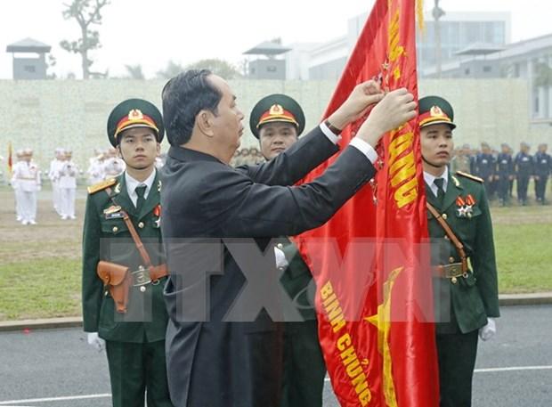 Destacan 50 anos de historia heroica de arma de mision especial de Vietnam hinh anh 1