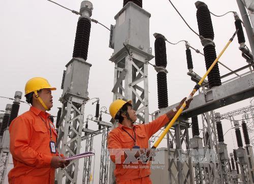 Cubre red electrica nacional areas rurales norvietnamitas hinh anh 1