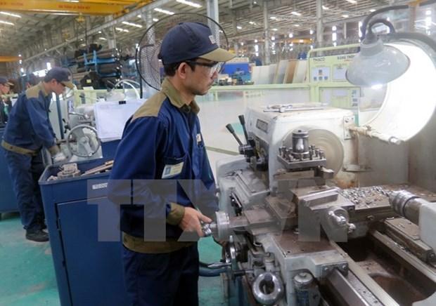 Ciudad Ho Chi Minh apoya a empresas para desarrollar el sector industrial hinh anh 1