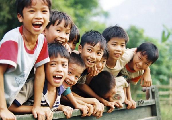 Vietnam se ubica en lugar 94 en lista de paises mas felices de mundo hinh anh 1