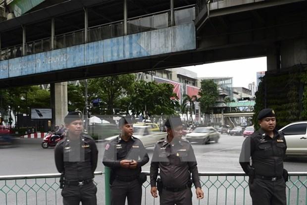 Tailandia descubre complot para asesinar a primer ministro hinh anh 1