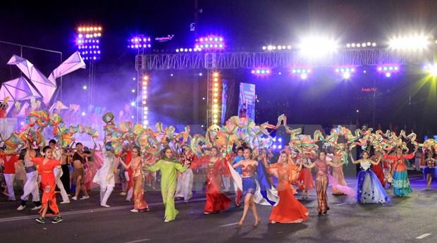 Festival Maritimo, marca de turismo de ciudad vietnamita de Nha Trang hinh anh 1