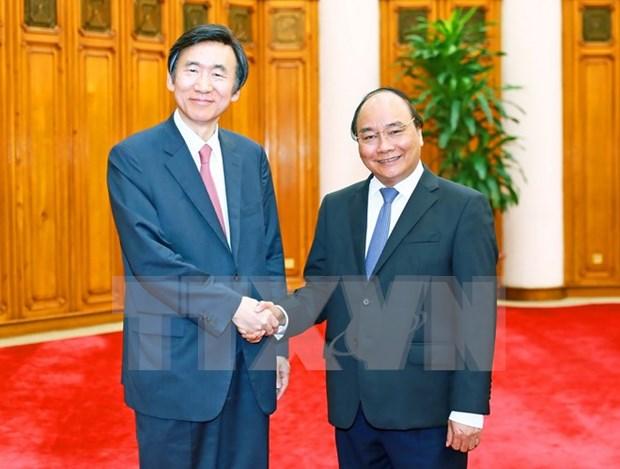Vietnam dispuesto a implementar eficientemente TLC con Sudcorea hinh anh 1