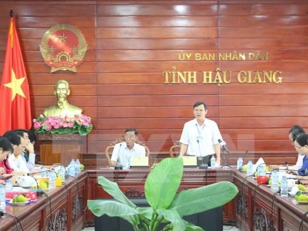 Tata Internacional busca oportunidad de inversion en provincia sudvietnamita hinh anh 1