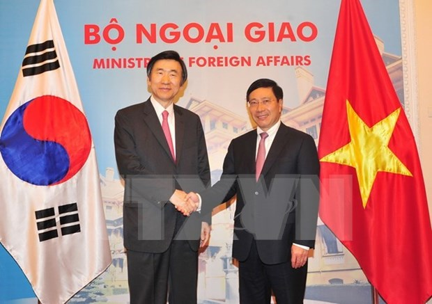 Vietnam reitera politica de intensificar relaciones con Sudcorea hinh anh 1