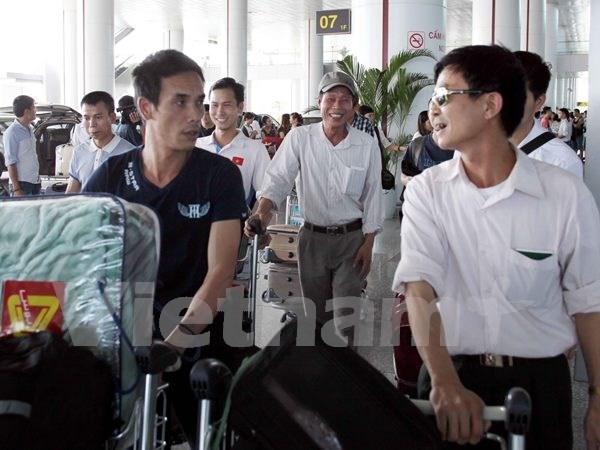Indonesia continua envio al exterior de trabajadoras como asistentes familiares hinh anh 1