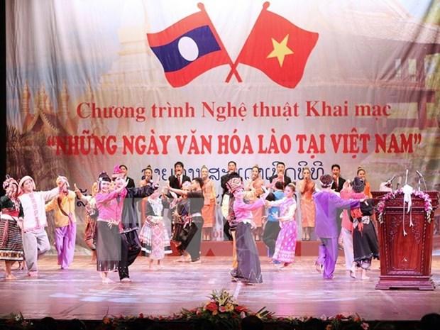 Vietnam felicita 62 aniversario de fundacion del Partido Popular Revolucionario de Laos hinh anh 1
